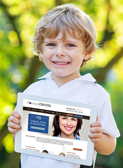 WElcome to the new Bomstad Dental Website